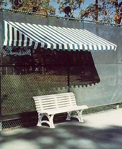 Tennis Awnings Net Sports Plus